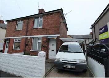 Thumbnail 2 bedroom semi-detached house for sale in Lloyd Street, Newport