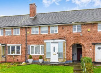 Thumbnail 2 bed terraced house for sale in Corn Mill Close, Quinton, Birmingham