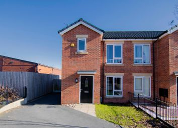 Peter Moss Way, Manchester, Greater Manchester M19. 3 bed semi-detached house for sale