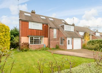 Thumbnail 5 bed detached house for sale in Thrush Lane, Cuffley, Potters Bar