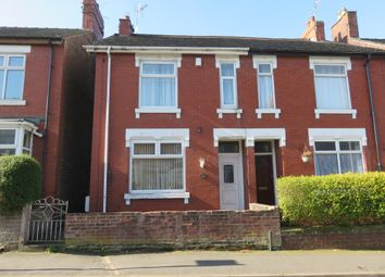 Thumbnail 2 bedroom semi-detached house for sale in Well Street, Biddulph, Stoke-On-Trent
