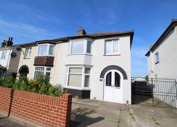 Thumbnail 3 bed semi-detached house for sale in Mitchell Avenue, Northfleet, Gravesend