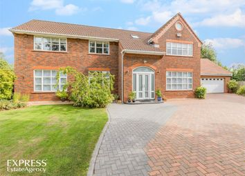 Thumbnail 5 bed detached house for sale in Ings Lane, Waltham, Grimsby, Lincolnshire