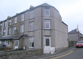 Thumbnail 3 bed end terrace house for sale in County Road, Penygroes, Caernarfon, Gwynedd