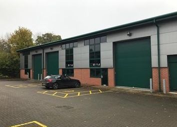 Thumbnail Light industrial to let in Unit 11 & 12 Woodlea Park, Station Approach, Four Marks, Alton, Hampshire