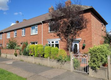 Thumbnail 3 bed terraced house for sale in Mendip Avenue, Chester Le Street