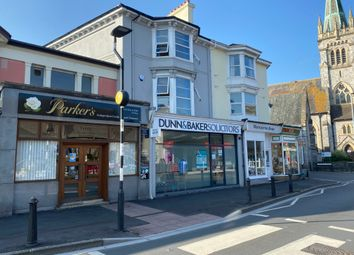 Retail premises for sale in Queen Street, Newton Abbot TQ12