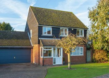 Thumbnail 4 bed detached house for sale in Grimms Meadow, Walters Ash, High Wycombe
