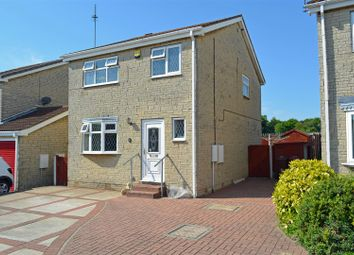 Thumbnail 3 bed detached house for sale in Langley Drive, Bottesford, Scunthorpe