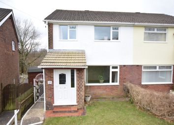 Thumbnail 2 bed semi-detached house for sale in Solent Close, Pontllanfraith, Blackwood