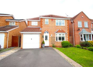 4 bed detached house for sale in Wheatfield Close, Glenfield, Leicester LE3
