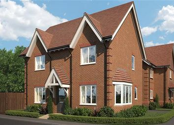 Thumbnail 3 bed detached house for sale in Tadpole Rise, Swindon