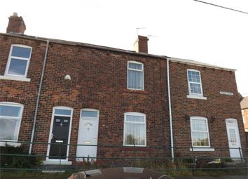 Thumbnail 2 bed terraced house to rent in Thomas Street, Craghead, Stanley, Co. Durham