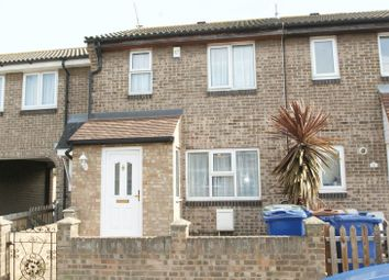 Thumbnail 3 bed terraced house for sale in Parker Avenue, Tilbury