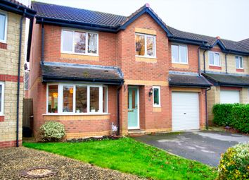 Thumbnail 5 bed detached house for sale in Drake Crescent, Chippenham