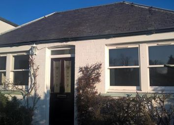 Thumbnail 1 bed cottage to rent in Manse Street, Aberdour, Burntisland
