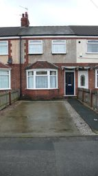 Thumbnail 3 bed terraced house to rent in St Nicholas Avenue, Hull