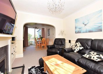Thumbnail 3 bedroom terraced house for sale in Valley Road, Gillingham, Kent