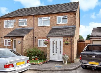 Thumbnail 3 bed semi-detached house for sale in Pennine Road, Slough