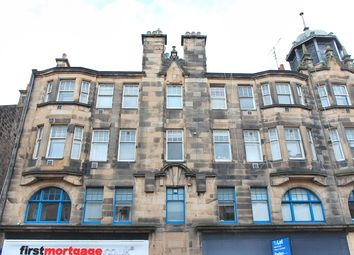 Thumbnail 1 bed flat for sale in Vicar Street, Falkirk
