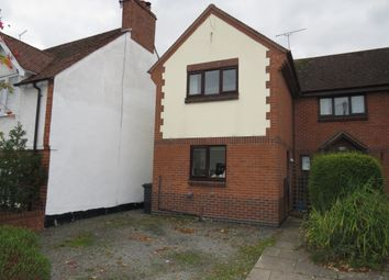 Thumbnail 2 bed end terrace house for sale in The Square, Stockton, Southam
