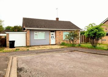Thumbnail 2 bed detached bungalow for sale in Sylvden Drive, Walsoken, Cambridgeshire