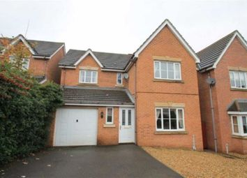 Thumbnail 4 bed detached house for sale in Farndish Close, Rushden