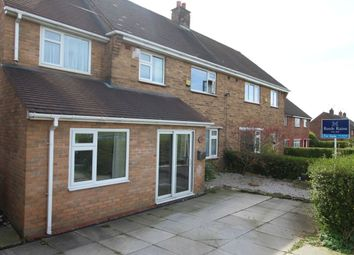 Thumbnail 4 bed semi-detached house for sale in Bryer Road, Whiston, Prescot