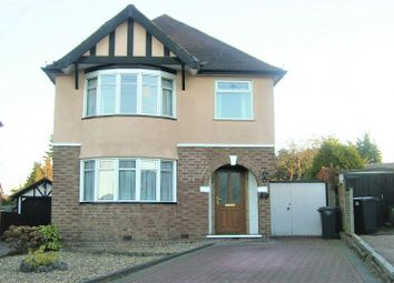 Thumbnail 3 bedroom detached house to rent in Dorothy Crescent, Claines