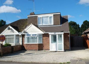 Thumbnail 3 bedroom semi-detached bungalow for sale in Southfield Road, Duston, Northampton