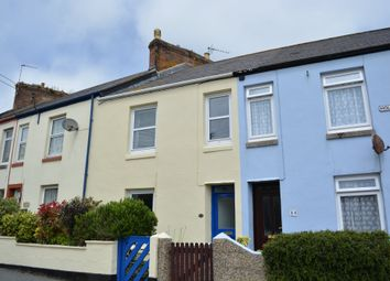 Thumbnail 1 bed terraced house for sale in Holly Terrace, Heamoor, Penzance