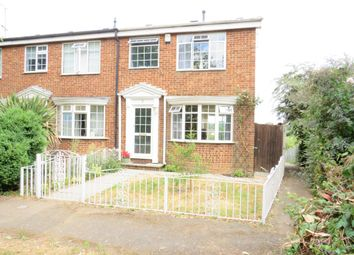 Thumbnail 3 bed end terrace house for sale in Broad Rush Green, Linslade, Leighton Buzzard