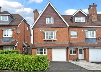 Thumbnail 5 bed town house for sale in Lower Green Gardens, Worcester Park, Surrey