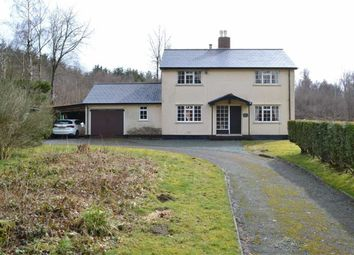 Thumbnail 3 bed detached house for sale in Forest Lodge, Llwynygog, Llanbrynmair, Powys