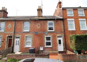 Thumbnail 2 bedroom terraced house for sale in Chester Street, Reading