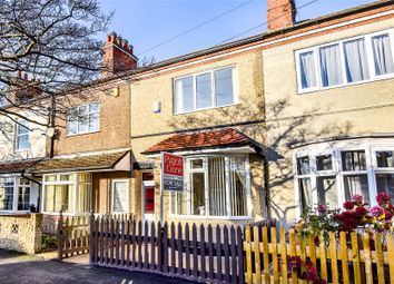 Thumbnail 3 bed terraced house for sale in Newbury Avenue, Grimsby