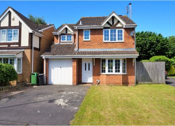 Thumbnail 3 bedroom detached house for sale in Briar Fields, Swindon