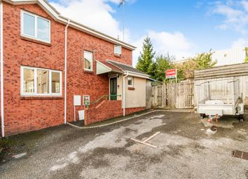 Thumbnail 3 bed semi-detached house for sale in Rorkes Close, Plymouth