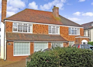 Thumbnail 7 bed detached house for sale in The Street, Framfield, Uckfield, East Sussex
