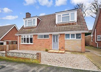 Thumbnail 3 bed detached house for sale in Penfold Gardens, Shepherdswell, Dover, Kent