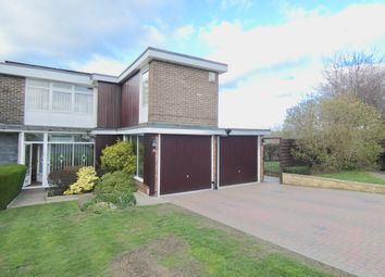 Thumbnail 4 bed semi-detached house for sale in Lamplands, Batley