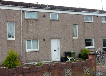 Thumbnail 2 bed terraced house for sale in 6 Lakeland View, Workington, Cumbria