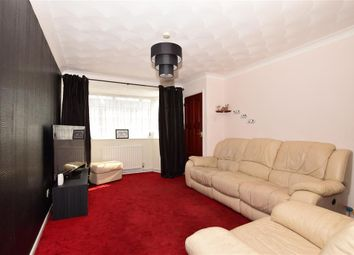 Thumbnail 2 bed terraced house for sale in St. Pauls Close, Strood, Rochester, Kent
