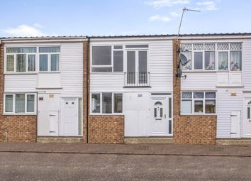 Thumbnail 2 bedroom terraced house to rent in Northcroft, Sudbury