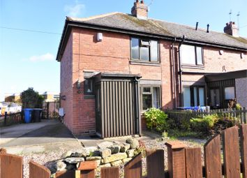 Thumbnail 2 bed end terrace house for sale in Vickers Road, High Green, Sheffield