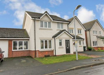 Thumbnail 3 bed link-detached house for sale in Mill Street, Longtown, Carlisle