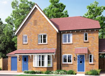 Thumbnail 3 bedroom semi-detached house for sale in Furze Lane, Godalming