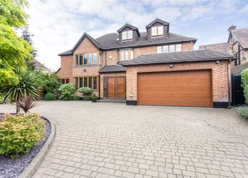 Thumbnail 5 bed detached house for sale in Gordon Avenue, Stanmore, Middlesex
