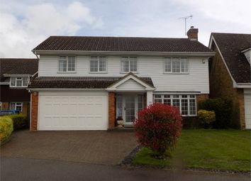 Thumbnail 5 bed detached house for sale in The Orchards, Eaton Bray, Dunstable, Bedfordshire