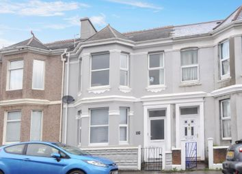 Thumbnail 2 bed flat for sale in Cotehele Avenue, Prince Rock, Plymouth